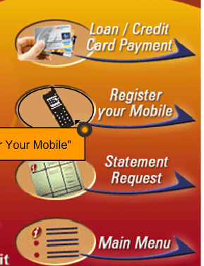 ICICI bank register mobile