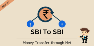 sbi to sbi money transfer