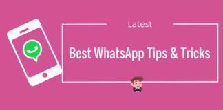 whatsapp tips tricks
