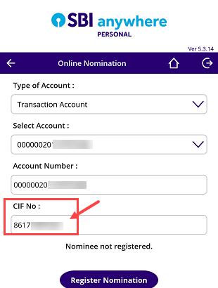 CIF number, What is cif number, What is Cif number in SBI, Cif No, sbi cif number, how to know cif number of SBI