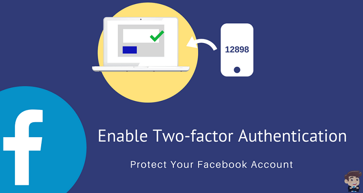 facebook two factor verification