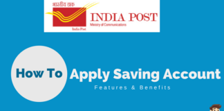 indian post office saving account