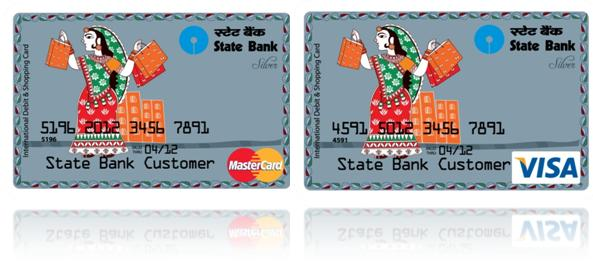 sbi silver International Debit card
