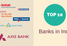 top 10 banks india