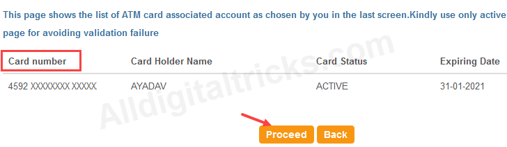 how to change the registered mobile number in sbi internet banking