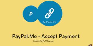 paypal.me link