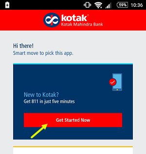 kotak 811 account open online