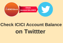 icici check balance on twitter