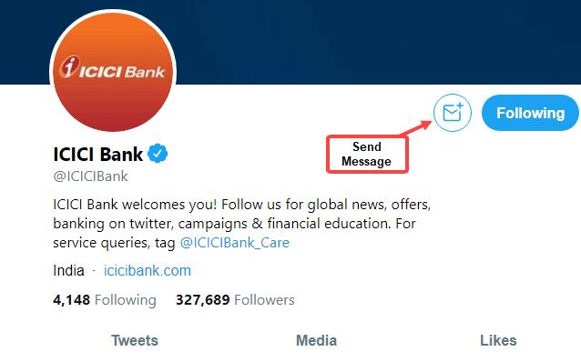 icici check balance on twitter