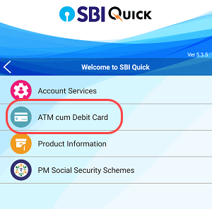 sbi debit card international usage