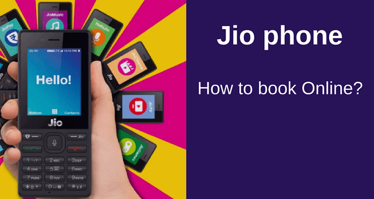 Reliance Jio Phone Booking Starts See How To Book Online