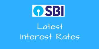 sbi saving account interest rates new
