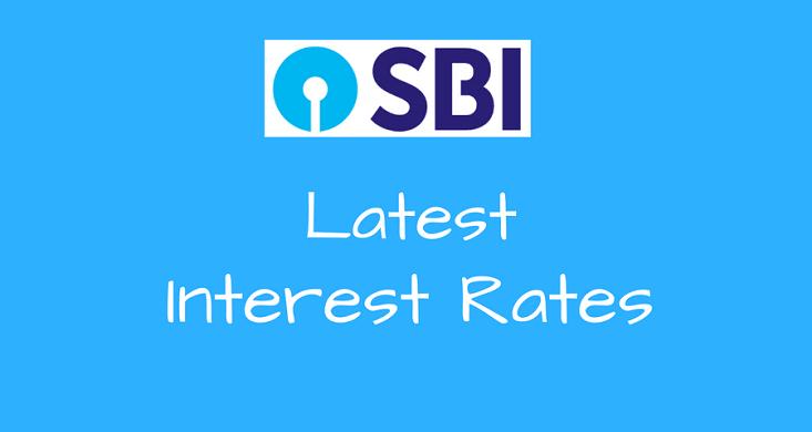 sbi saving account interest rates new