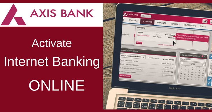 corporate internet banking axis bank