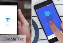 Google Tez how to use