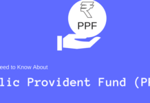 public provident fund (PPF)