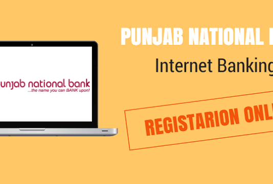punjab national bank net banking registration online