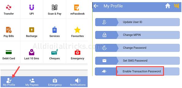 PNB mobile banking registration PNB One