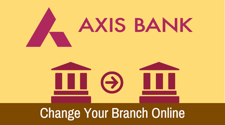 Transfer Axis Bank Saving Account To Another Branch (Online