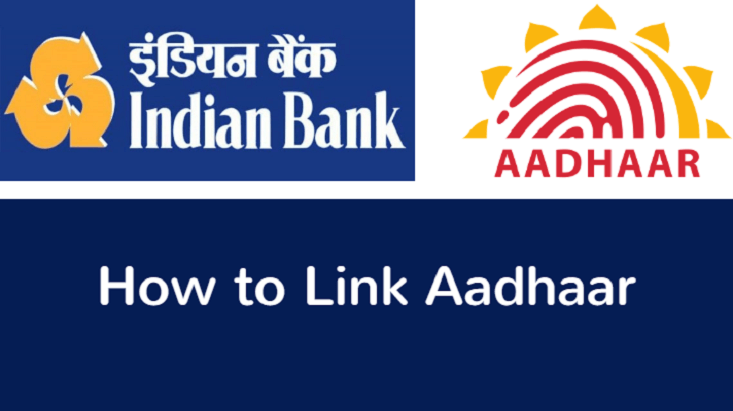 aadhaar card link to central bank of india account