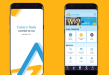 Canara Bank Mobile Banking Registration Process