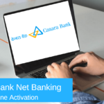 canara bank net banking online activation registration