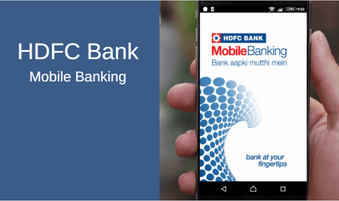 HDFC mobile banking activation, set quick access PIN