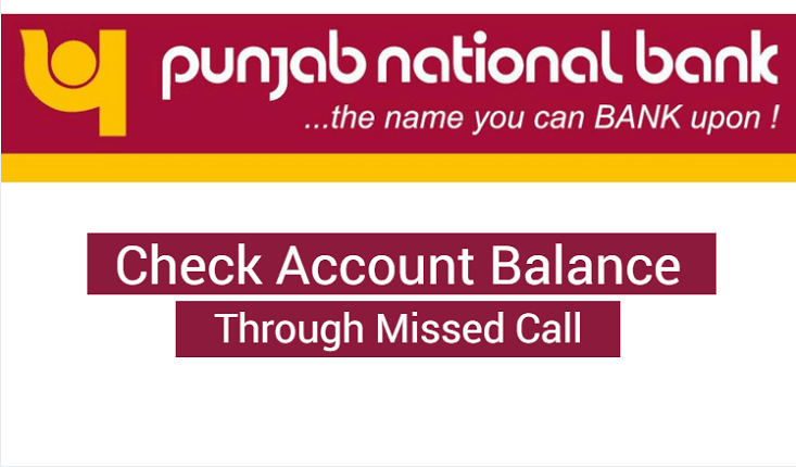 Check PNB Account Balance Through Missed Call - AllDigitalTricks