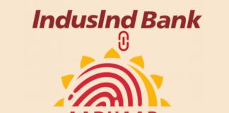 Link Aadhaar With Indusind Bank Account Online