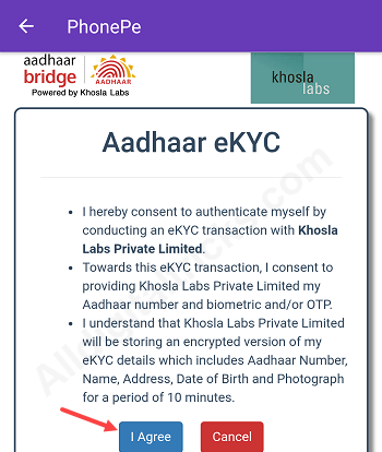 complete kyc phonepe wallet