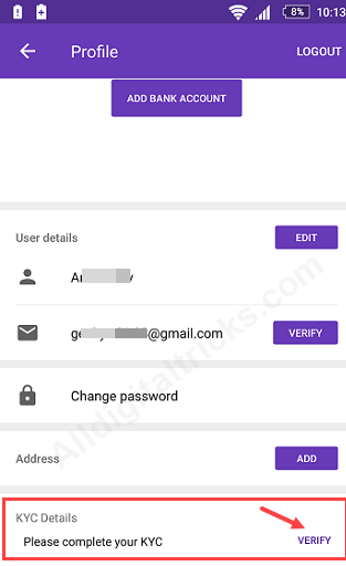 phonepe kyc