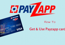 get payzapp card and how to use