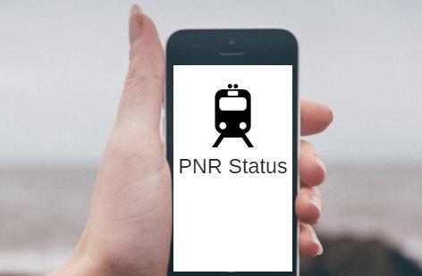 check PNR status through SMS