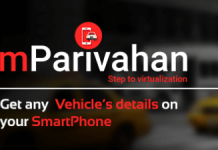Check vehicle RC details online
