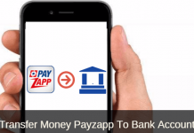 Transfer money payzapp to bank account