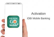 idbi net banking process