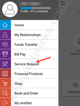 upgrade SBI Debit card online