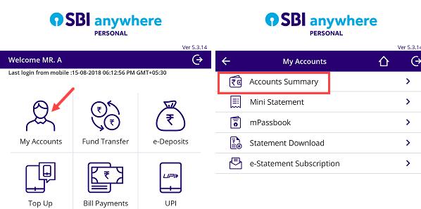 FIND SBI IFSC Code online