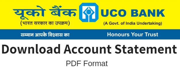 download uco bank account statement in pdf format alldigitaltricks