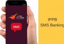IPPB SMS Banking