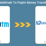 mobikwik to paytm transfer money