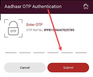 open IPPB saving account online