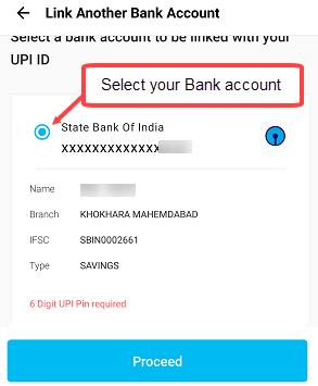 Paytm Bank to Bank Money Transfer