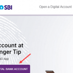 SBI YONO Digital Saving Account open