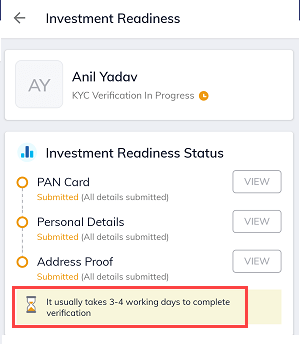Paytm money kyc verification early access
