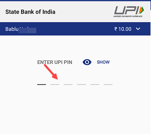 Gpay send money to UPI ID