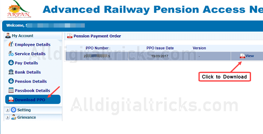 railwy ppo download online