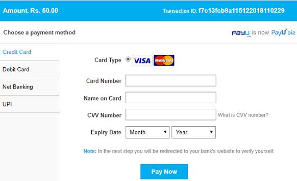 Reprint Aadhaar Card | Physical Aadhaar card online