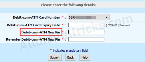 BOI ATM PIN generation change Online