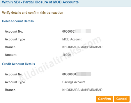 How To Withdraw SBI MOD Balance | Transfer MOD Balance To Saving Account